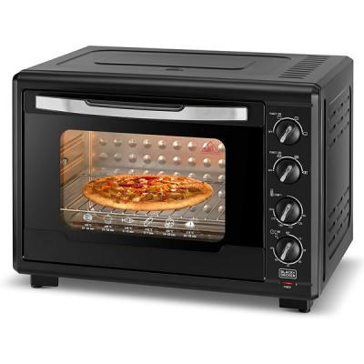 Black+Decker 55l Toaster Oven TRO55RDG-B5-LSP