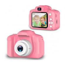 Digital Camera for Kids, Pink-LSP