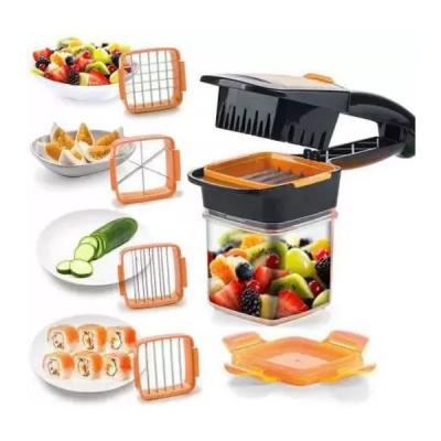 5 IN 1 Nicer Dicer Fruit And Vegetables Cutter