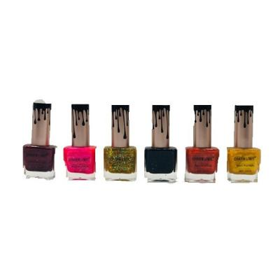Nail polish (6pcs) Assorted Colors-LSP