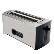 Geepas GBT36504UK 4-Slice Stainless Steel Bread Toaster-LSP