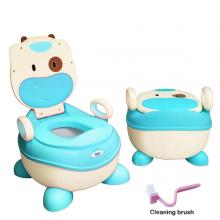 Baby Potty Training Chair Handles With Brush GM533-3-LSP