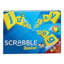 Scrabble Junior English Crossword Game-LSP