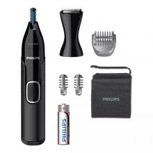 Philips Nose Trimmer Series 5000 Nose Ear Eyebrow & Detail Trimmer NT5650/16-LSP