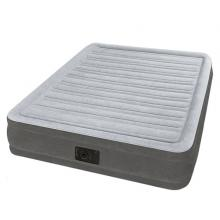 Intex 67768 Queen Comfort Rise Airbed With Built-in Pump-LSP