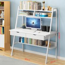 Strong Laptop Desk with 4 Shelfs White GM549-7-w-LSP