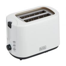 Black+Decker 2 Slice Bread Toaster ET125-B5-LSP