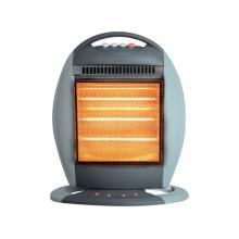 Olsenmark OMHH1641 Halogen Heater, Grey-LSP