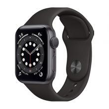Apple Watch Series 6 40MM, Black-LSP