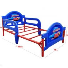 Kids Toddler Bed 130cm Long Blue Multicolor GM541-bmc-LSP