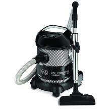 Black+Decker 20l Drum Vacuum Cleaner BV2000-B5-LSP