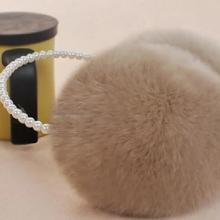 New Fashion Pearl Earmuffs-LSP