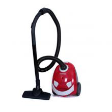 Krypton KNVC6095 Vacuum Cleaner, Red and Black-LSP