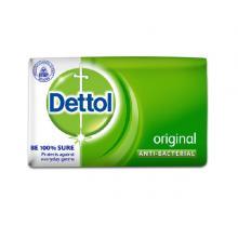 Dettol Profresh Original Antibacterial Bar Soap, 130 g-LSP