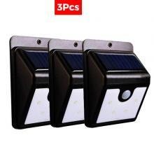 3Pcs Ever Bright Solar Power LED Light Outdoor 03