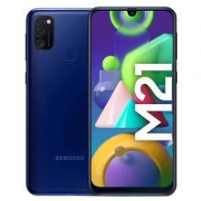 Samsung Galaxy M21 4GB RAM 64GB Storage Blue-LSP