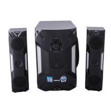 Geepas GMS8507 2.1 Multimedia Speaker 35000 Watts Peak Power USB Bluetooth With Multiple Devise Inputs-LSP