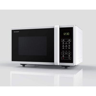 Sharp Microwave Oven 25L Silver R-25CTS-LSP
