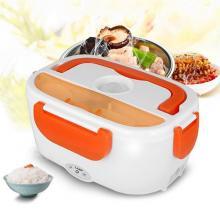 Electric Quick Heat Lunch Box, Orange03