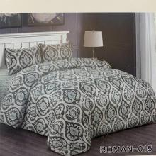 Roman King Size Comforter Set 4 pcs- 015-LSP