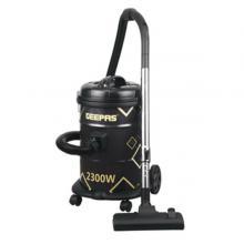 Geepas GVC2598 Cast Iron Drum Vacuum Cleaner 21L -LSP