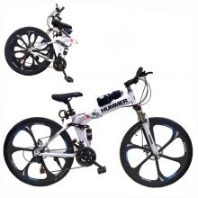 Aluminium Hummer 24 Inch Bicycle White GM52-w-LSP