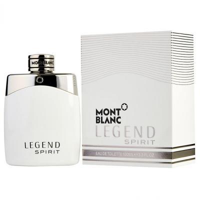 Mont Blanc Legend Spirit Perfume-LSP