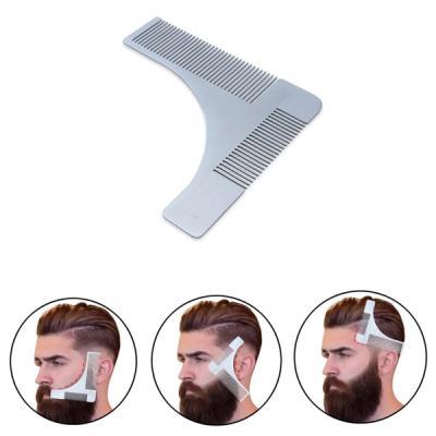 Men Beard Shaping Styling Comb -LSP