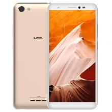 Lava Iris 88 2GB Ram 16GB Storage 4G Smartphone Gold-LSP