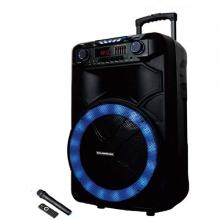 Olsenmark OMMS1180 Party Speaker with Remote Control & Mic-LSP