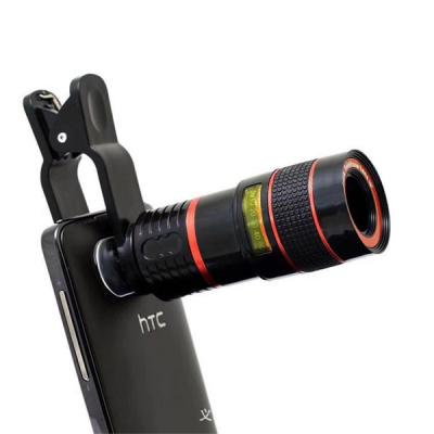 10X Zoom Lens With Fish Eye And Macro-LSP
