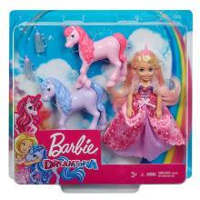 Barbie Dreamtopia Doll- GJK17-LSP