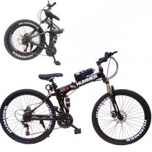 Wire Hummer 24 Inch Bicycle Black GM24-bl-LSP