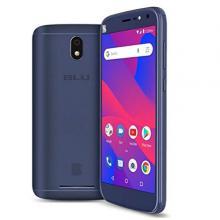BLU C6L 1GB RAM 16GB Storage Smartphone 4G, Blue-LSP